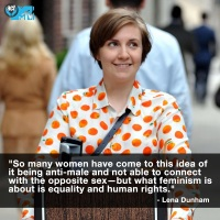 Why I love Lena Dunham